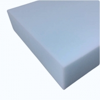 Schuimrubber polyether medium SG 35 160x200x1 cm