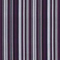 Outdoorstof stripes purpel 150 cm breed