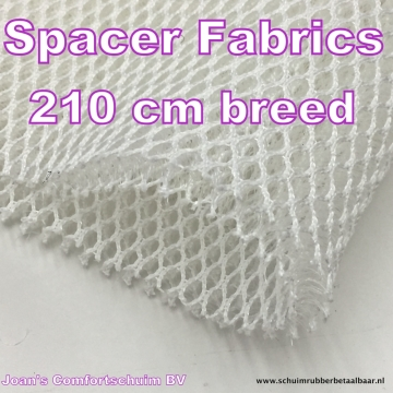 spacer fabrics vocht regulatie 210 cm breed