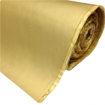 kunstleer xt gold 140 cm breed