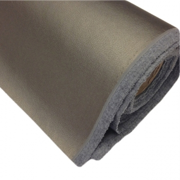 Kunstleer xt gun metal 140 cm breed