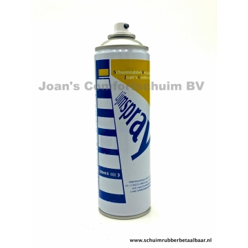 lijm spray