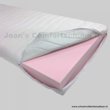 SG 30 soft polyether matras 155 cm breed