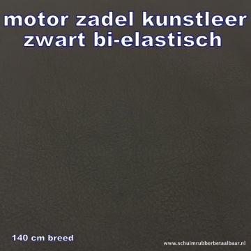Kunstleer motorzadel