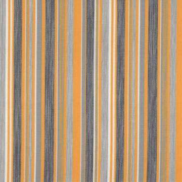 Outdoorstof stripes yellow 150 cm breed
