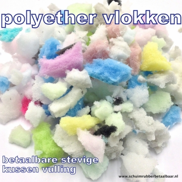 polyether vlokken 500 gram