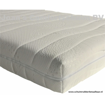 SG 30 soft polyether matras 160 cm breed