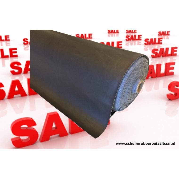 Kunstleer Pull Up Brown 140 Cm Breed Per Rol Van 15 Meter ...