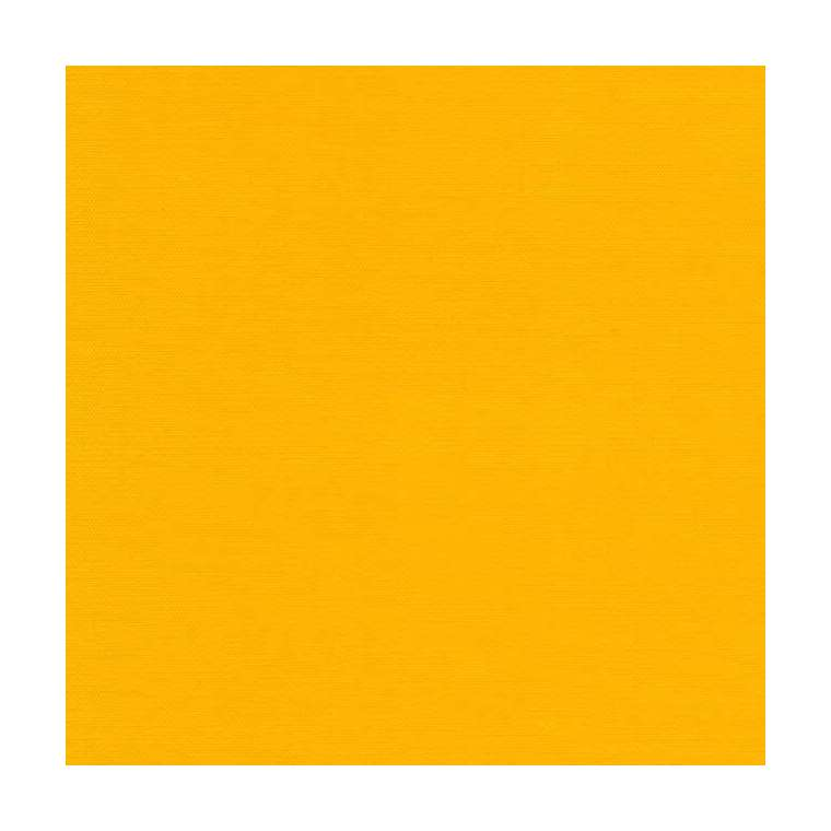 Outdoorstof Solar uni yellow 150 cm breed