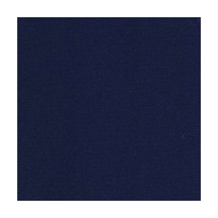 Outdoorstof Solar uni navy blue 150 cm breed