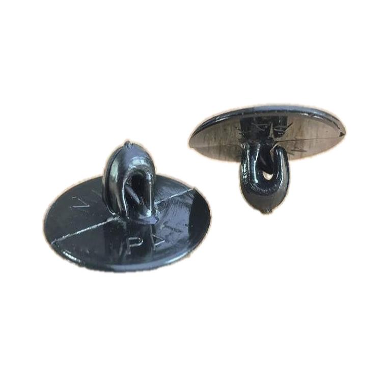 Tegen Knoop Zwart Plastic Met Haak Schuimrubber Op Maat Comfort