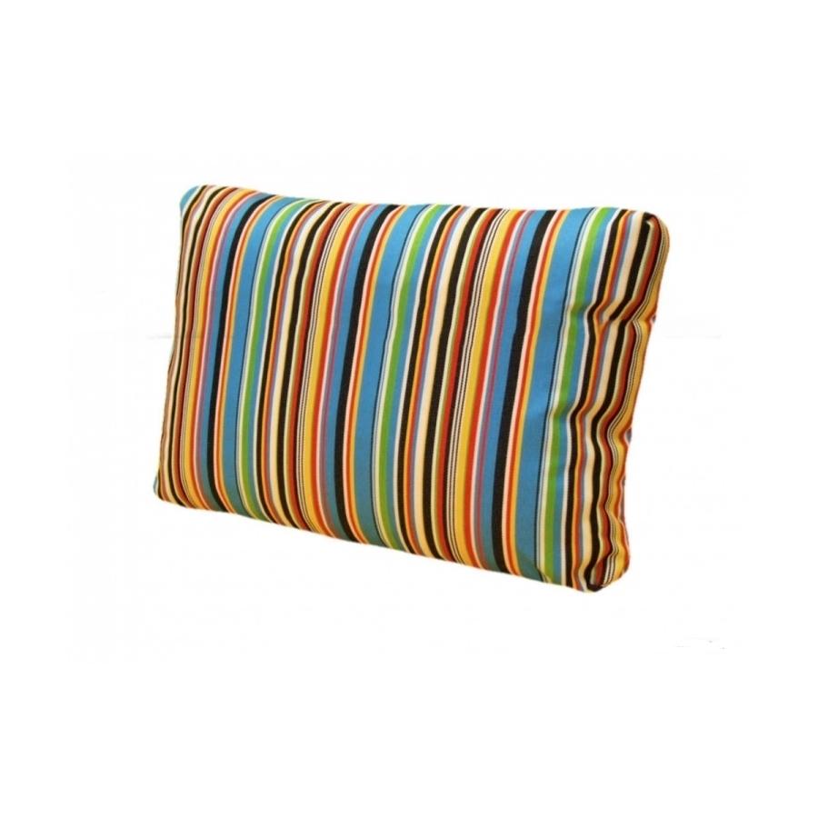 Joans outdoor kussens 40x120x10 cm in 10 kleuren stripe kl 10